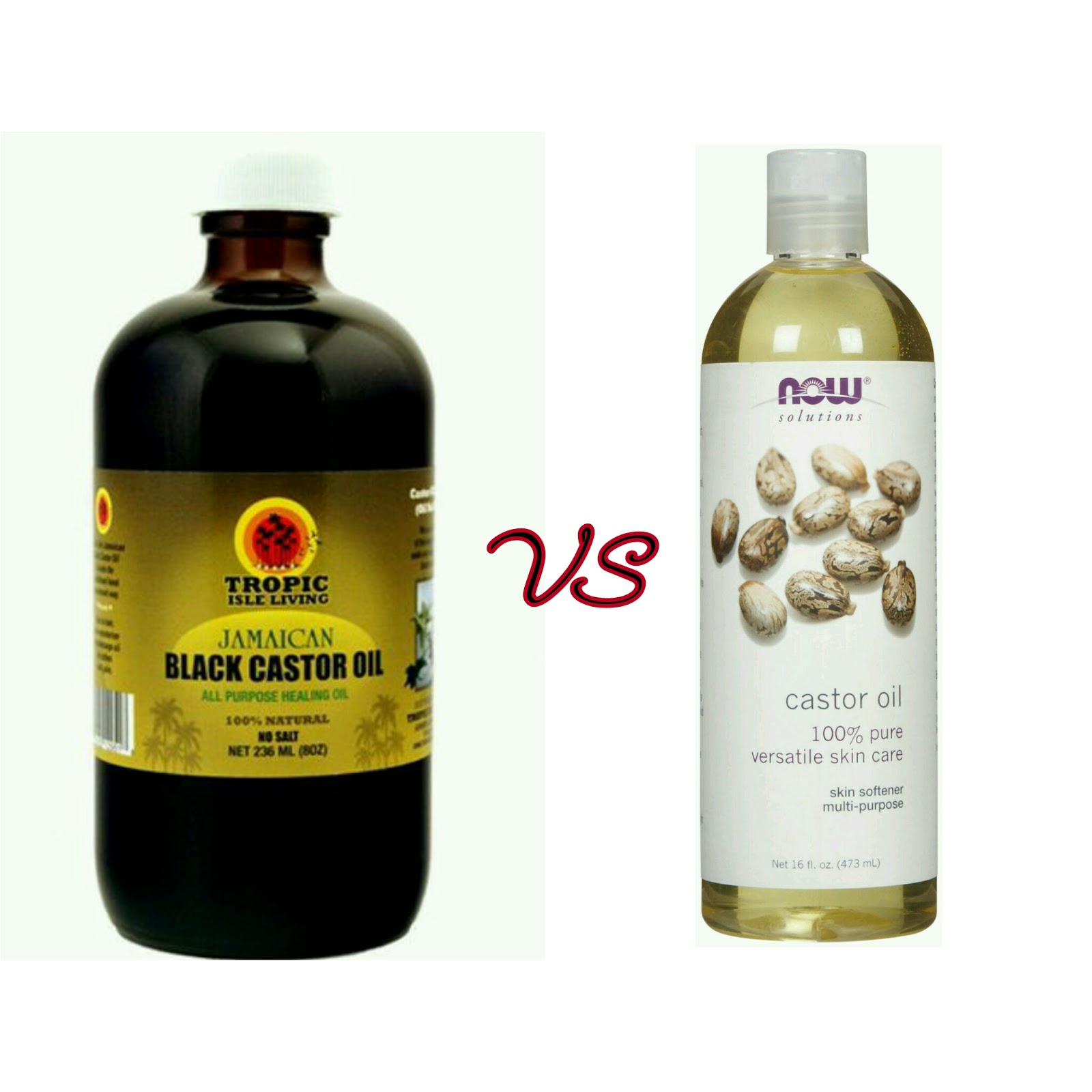 Natural Hair Uses For Castor Oil