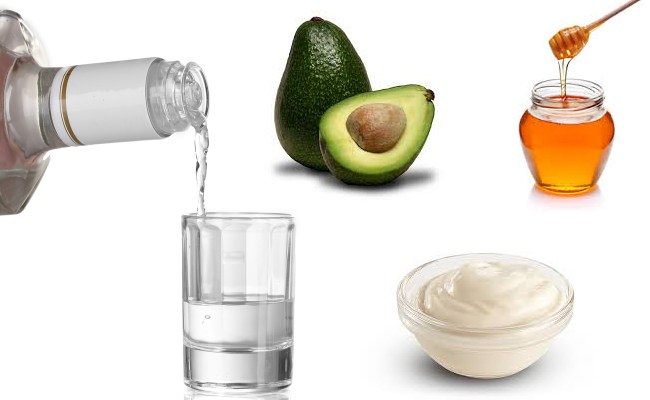 Vodka-with-Mayonnaise-Avocado-and-Honey